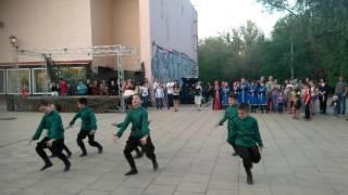 9мая Волгоград Школа Кавказских танцев Ансамбль