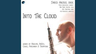 Ostinati with Chorales for Oboe and Piano: Chorale I. Andante cantabile