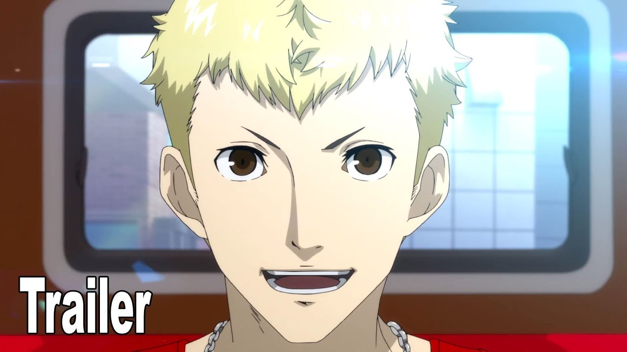 Persona 5 Scramble The Phantom Strikers Ryuji Sakamoto Trailer Hd 1080p