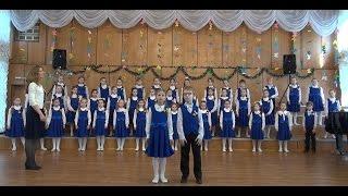 Открытый урок по хору Е.Махинько 2016 г.
