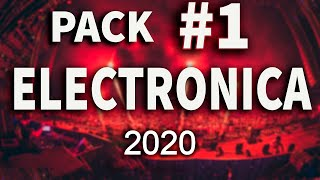 Descargar Pack Musica Electronica 2020