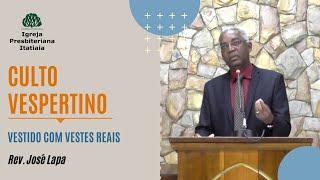 Culto Vespertino (14/06/2020) - Igreja Presbiteriana Itatiaia