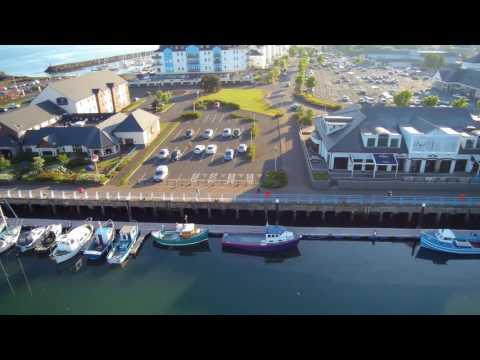 Carrickfergus Fair and Harbour Area.  Friday 3rd June 2016.