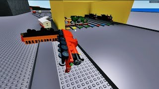 Thomas and Friends the Tank Engine Toy Train Railway Best Roblox