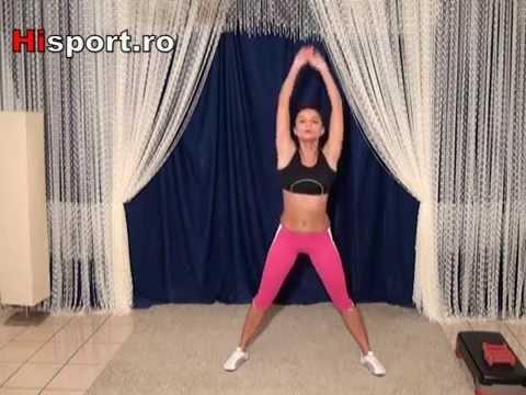 gimnastică video cu o mică varicoză pelviană)