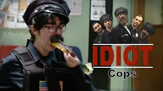 Cops love donuts, it's a thing. Subscribe for more Idiots: http://s...