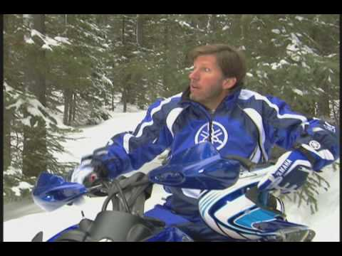 """Yamaha Snowmobiles - """"Different Strokes"""" Part 1"""
