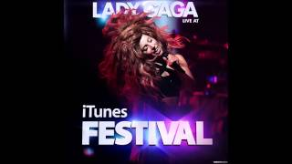 Lady Gaga - Sex Dreams (iTunes Festival 2013) Audio