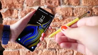 Samsung Galaxy Note 9 - funkcje rysika S Pen - pierwsze wrażenia