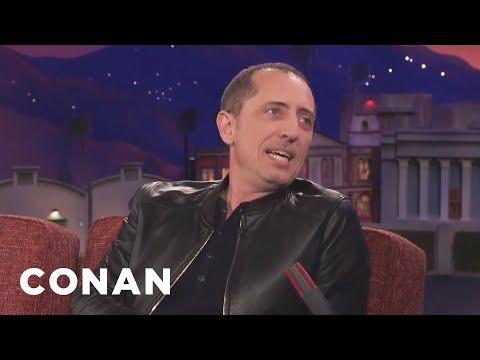 Gad Elmaleh Points Out The Absurdities In The English Language  - CONAN On TBS