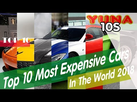 top-10-most-expensive-cars-in-the-world---2018