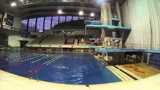прыжки в воду обучение