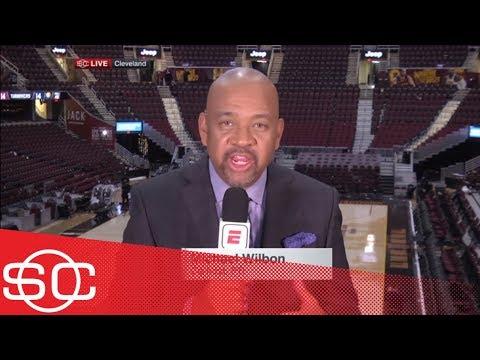 Michael Wilbon: LeBron's game-winner looked like Jordan's over Craig Ehlo | SportsCenter | ESPN