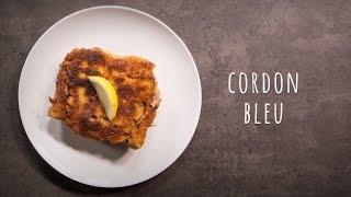 Cordon Bleu selber machen - einfaches Cordon Bleu Rezept