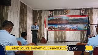 Tatap Muka Bersama Kepala Kantor Wilayah Kemenkumham Malut