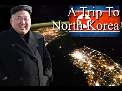 My Tour of North Korea - August, 2015