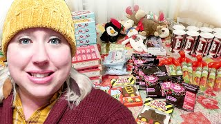 DOLLAR TREE HAUL CHRISTMAS 2019 🎄LARGE FAMILY CHRISTMAS | STOCKING STUFFERS!
