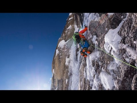 Moose's Tooth - Dani Arnold and David Lama in Alaska
