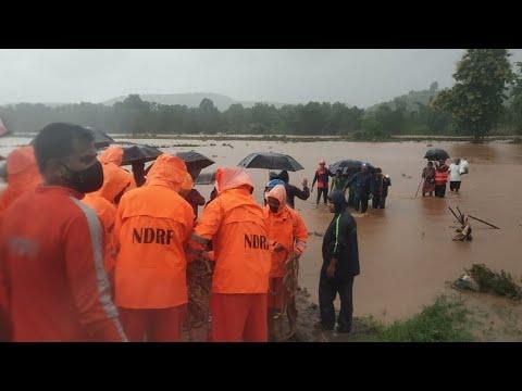...الهند: ارتفاع حصيلة ضحايا الفيضانات وانزلاق التربة إ  - نشر قبل 6 ساعة