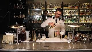 Giacomo - The Westbury Hotel - The Sidecar Bar