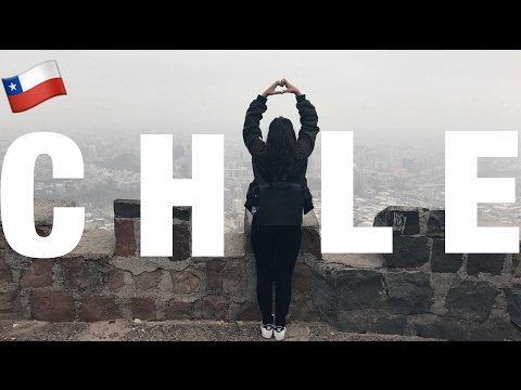 Travel Vlog: chile | THE CHIKIDIARIES
