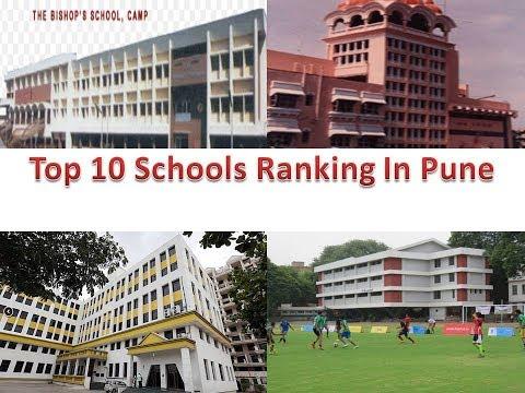 Top 10 Schools Ranking In Pune