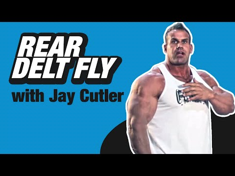 Rear Delt Fly with Jay Cutler - Train Like A Pro - BPI Sports Ep. 5