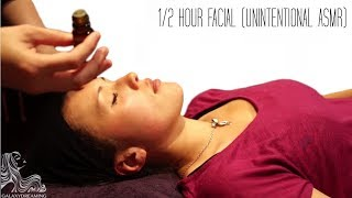 30 minute Facial tutorial - Salon Secrets ASMR