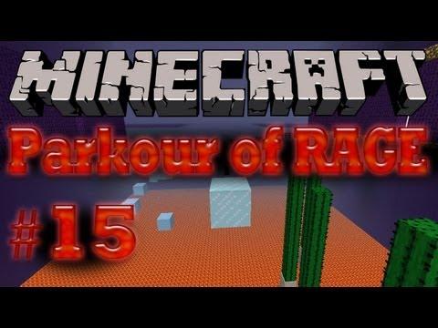 Let's Play Minecraft Adventure-Maps [Deutsch] [HD] - Parkour of Rage #15