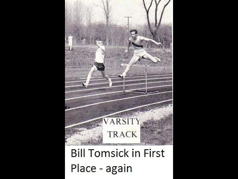 1965 Valley Forge High School Parma Heights Ohio Track Team Videos Bill Tomsick