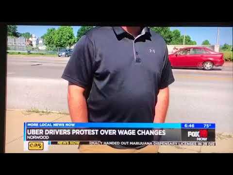Fox19 Uber Protest Story - 6/4/2018