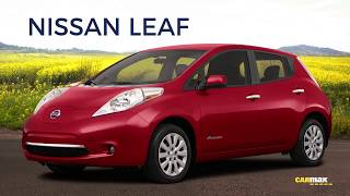Nissan LEAF Electric Review