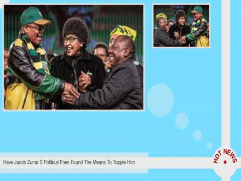 Have Jacob Zuma S Political Foes Found The Means To Topple Him
