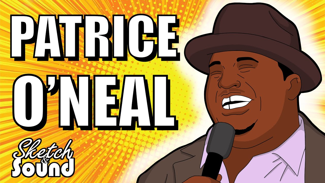 """WE SHOULD HAVE A HARASSMENT DAY!"" 😱 - PATRICE ONEAL ANIMATED STORY!"