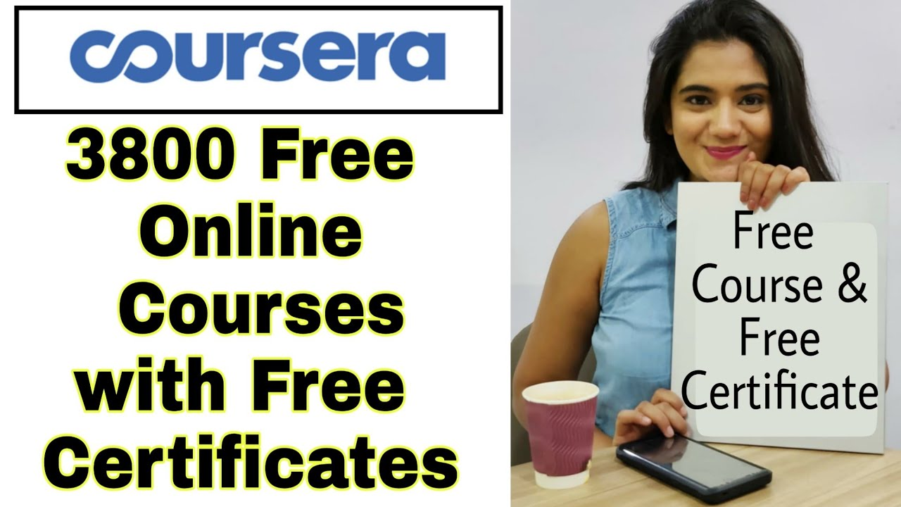 3800 FREE Courses Online with Free Certificate for Students | Everyone can Join for Free Courses