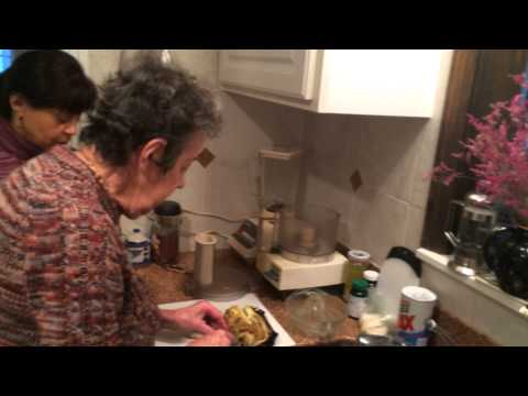 How to Make- Authentic Greek Melitzana (Part 1 of 2)