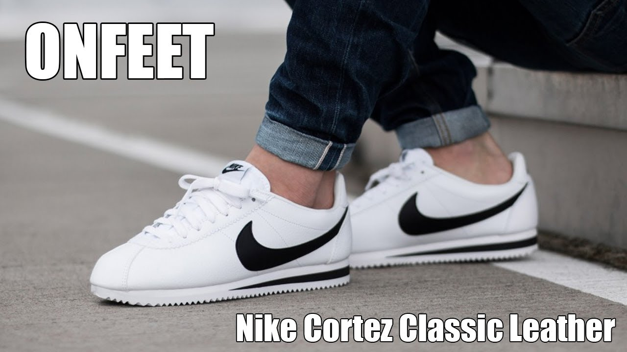 b5c4a68151c Nike Classic Cortez Leather