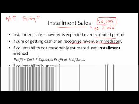CFA Level I Income Statement Video Lecture by Mr. Arif Irfanullah Part 1