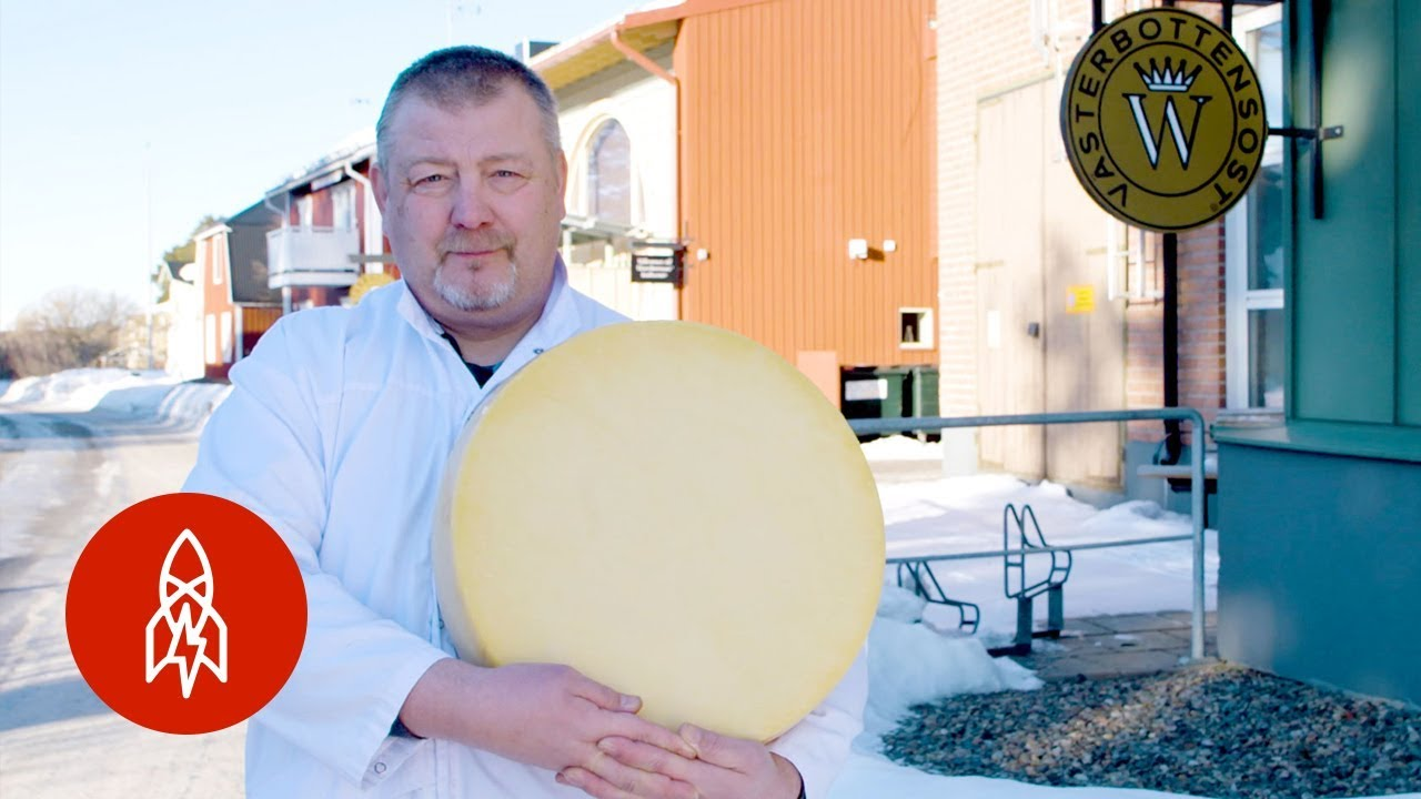The Mystery Behind This Swedish Cheese