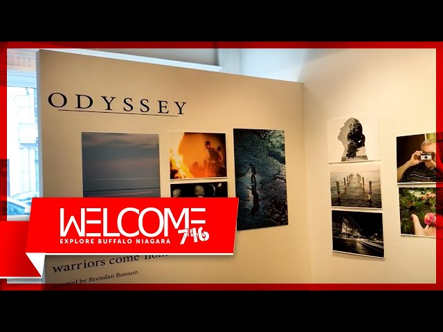 Welcome 716 Visits CEPA Gallery – Explore Buffalo Niagara
