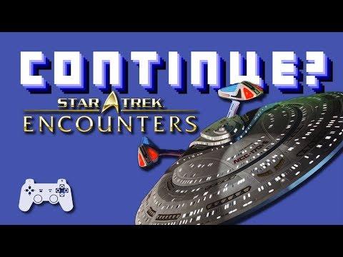 Star Trek Encounters (PS2) - Continue?