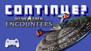 Star Trek Encounters (PlayStation 2) - Continue?