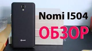 Nomi i504 Долгожданный ОБЗОР
