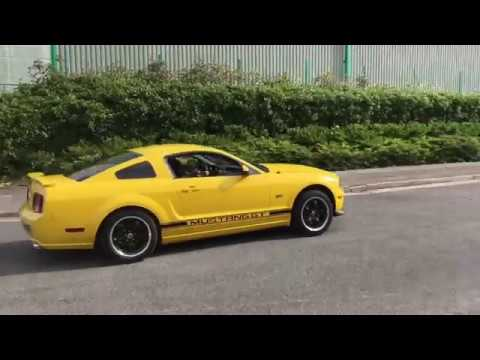 For Sale Ford Mustang  Gt Coupe  L V Bristol Uk