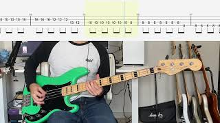 Royal Blood - Limbo Bass Cover (With Tab)