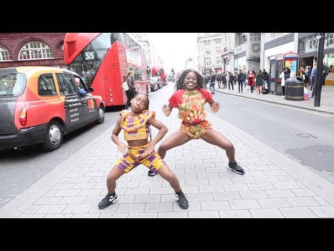 Sherrie Silver - Bad and Boujee African Remix Choreography thumbnail