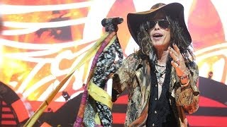 Aerosmith performs their classic hits LIVE at the world-famous Holl...