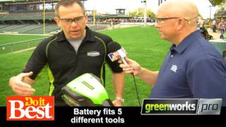 Greenworks® Pro 80v Outdoor Power Equipment at Do it Best®