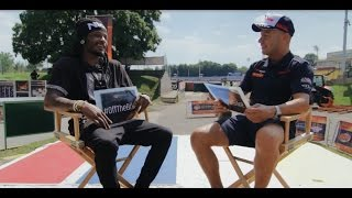 #OffTheBike - with Nicki Pedersen and Antonio Lindback