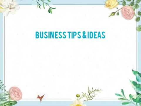 Business Tips Ideas During New Normal Youtube